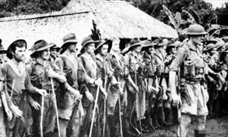 Buna-Gona Campaign: Australian 39th Battalion, Kokoda, New Guinea, 1942