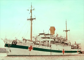"Japanese naval war crime: Australian Hospital Ship ""Centaur"""