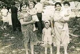 Italian Australian wives and children, Queensland 1940