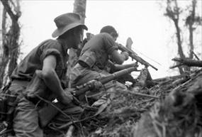 Western New Guinea Campaign: Aitape-Wewak campaign, 1944–1945