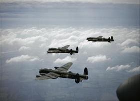 RAF Avro Lancasters
