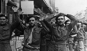 Captured Arnhem bridge fighters