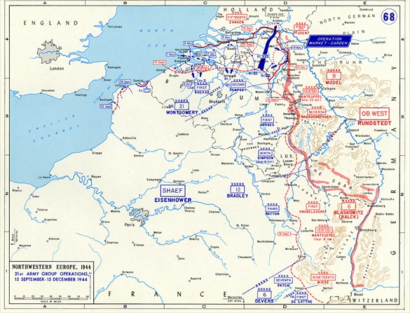 Operation Market Garden, September 1940