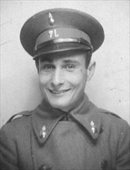 Operation Fortitude: Double agent Pujol (aka Garbo) in Spanish Republican Army uniform, 1931