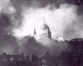 St Paul's Survives, December 29, 1940