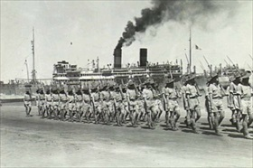 2/25th Battalion, Beirut, September 12, 1941
