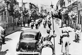 Fall of Damascus, mid-June 1941
