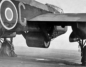 Operation Chastise: Practice bouncing bomb