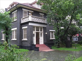 Rabe's former home in Nanking after renovation, 2007