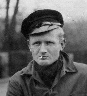 Danish freedom fighter Bent Faurschou-Hviid, 1921–1944