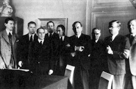 Danish Freedom Council, May 1945