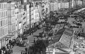 Marseille Roundup, January 1943