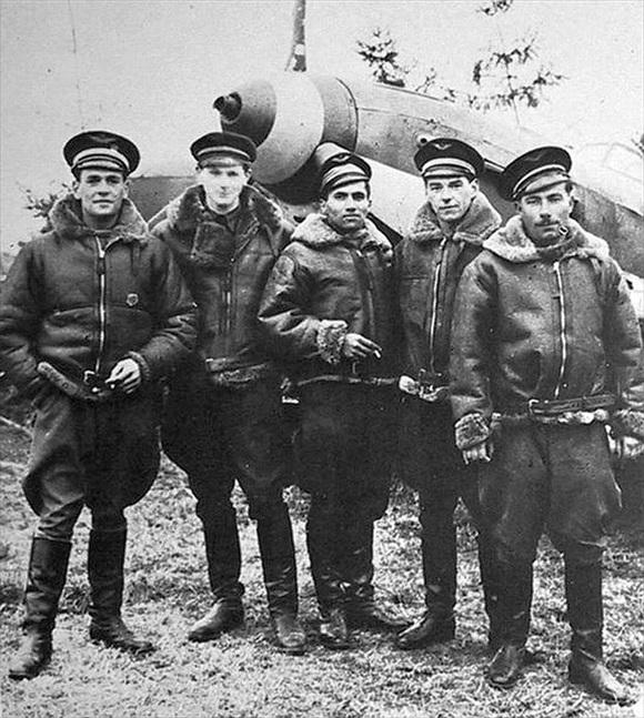 Normandie-Niémen pilots