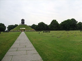 La Cambe German War Cemetery 1