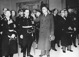 Britain and France Issue Hitler an Ultimatum:French ambassador to Berlin, Robert Coulondre, 1885–1959