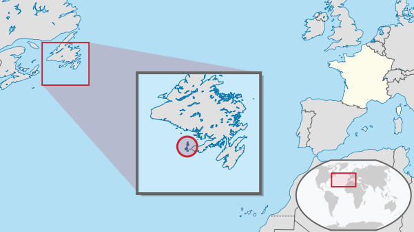 Saint Pierre and Miquelon Islands