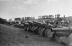 Captured Soviet equipment, 1941
