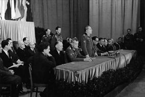 Russian Liberation Army: Presidium of the Committee for the Liberation of the Peoples of Russia (KONR), Berlin, November 1944