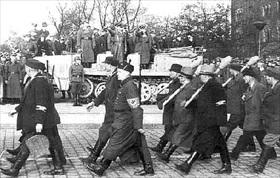 Berlin's Volkssturm men