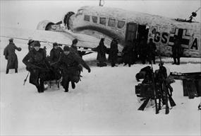 Demyansk Pocket airlift January 1942