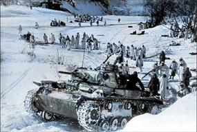 Demyansk Pocket breakout, March–April 1942