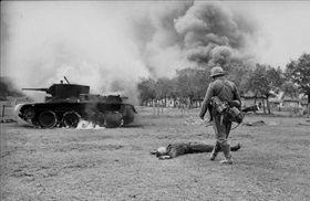 Operation Barbarossa: German infantryman, southern Soviet Union, 1941