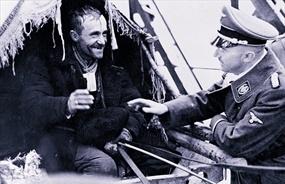 Generalplan Ost: Himmler warmly welcomes settler
