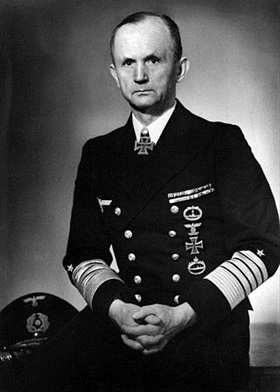 German Adm. Karl Doenitz, 1891–1980