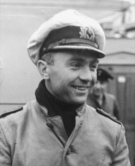 Famous U-Boat Commander: Lieutenant Commander Guenther Prien