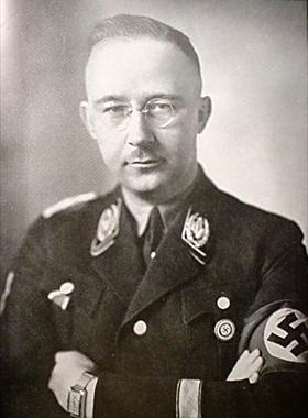 Reichsfuehrer-SS Heinrich Himmler