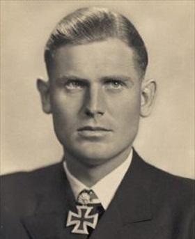 Lieutenant Commander Joachim Schepke