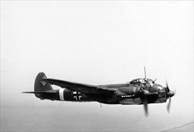 Mustard gas tragedy: Junkers Ju 88