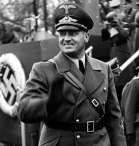 Governor-General Hans Frank, Krakau, Poland, 1939
