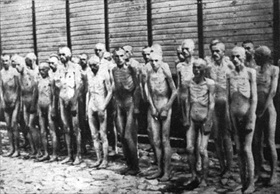 Death's Heads Units: Soviet POWs in Mauthausen camp, Austria