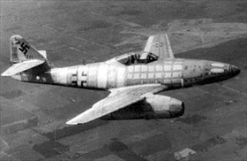 Messerschmitt Me 262 Swallow