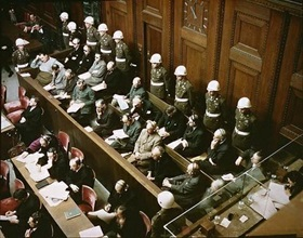Nuremberg Trial defendants