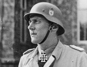SS Major Otto Skorzeny (1908–1975), December 1942