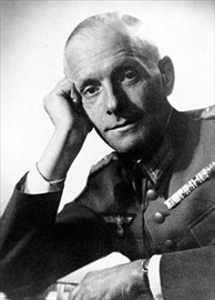 Operation Valkyrie plotter: Gen. Hans Oster