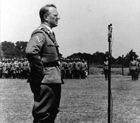 Arthur Seyss-Inquart, Netherlands, 1940