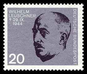 Wilhelm Leuschner, 1890–1944