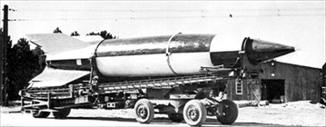 V-2 mobile transport trailer