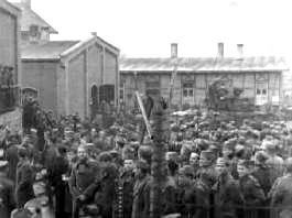 Prisoner of war camp: Liberation of Stalag XIII-C