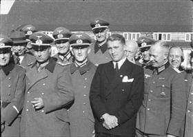 Wernher von Braun, Peenemuende, 1941