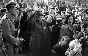 Arrest of Jews in Budapest, October 1944