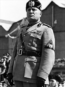 Benito Mussolini, 1883–1945