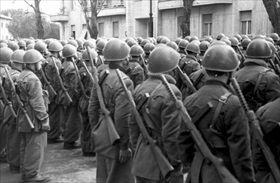 RSI naval commandos, Rome, March 1944