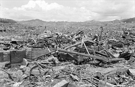 Hiroshima, September 1945