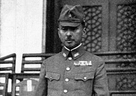 Prince Yasuhiko Asaka (1887–1981) in 1940