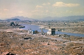 Hiroshima, March 1946