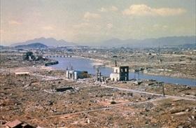 Hiroshima, March 1946